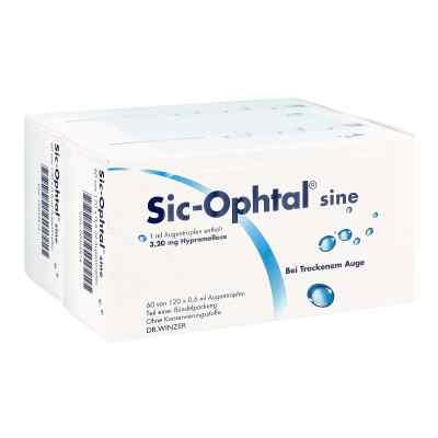 Sic Ophtal sine Augentropfen Augentropfen  bei versandapo.de bestellen
