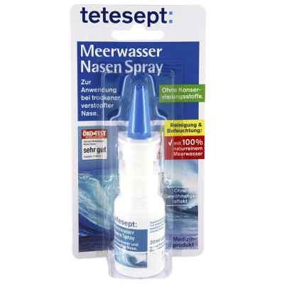 Tetesept Meerwasser Nasenspray  bei versandapo.de bestellen