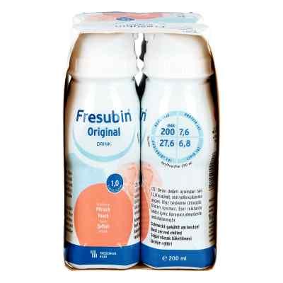 Fresubin Original Drink Pfirsich Trinkflasche  bei versandapo.de bestellen