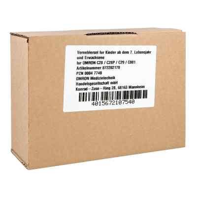 Omron Vernebler Set Erwachs.f.c801-c801kd-c28p-c29  bei versandapo.de bestellen