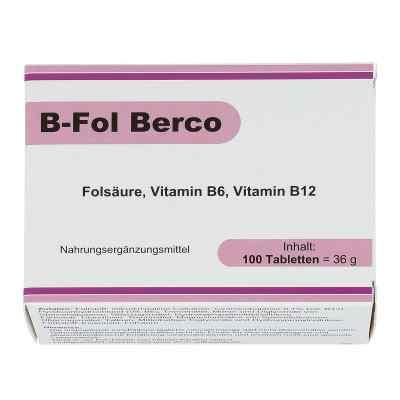 B Fol Berco Tabletten  bei versandapo.de bestellen