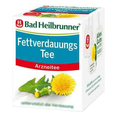 Bad Heilbrunner Tee Fettverdauung Filterbeutel  bei versandapo.de bestellen