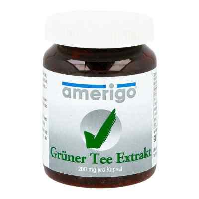 Grüner Tee Extrakt amerigo 200 mg Kapseln  bei versandapo.de bestellen