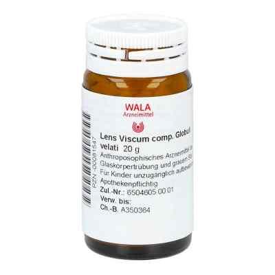 Lens Viscum compositus  Globuli Velati  bei versandapo.de bestellen