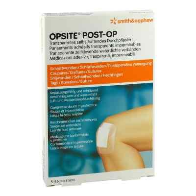 Opsite Post Op 9,5x8,5cm Verband  bei versandapo.de bestellen