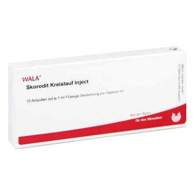 Skorodit Kreislauf Inject Ampullen  bei versandapo.de bestellen