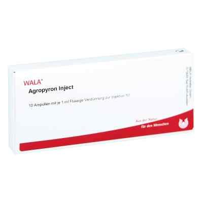 Agropyron Inject Ampullen  bei versandapo.de bestellen