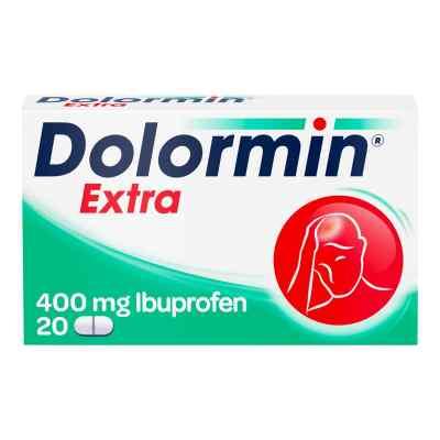 Dolormin Extra bei Schmerzen und Fieber  bei versandapo.de bestellen
