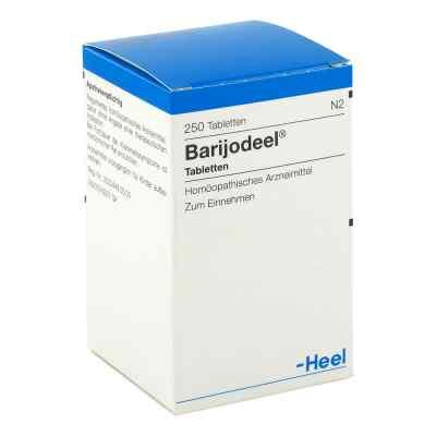 Barijodeel Tabletten  bei versandapo.de bestellen