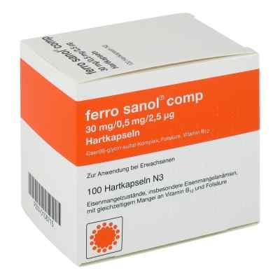 Ferro sanol comp 30mg/0,5mg/2,5μg  bei versandapo.de bestellen
