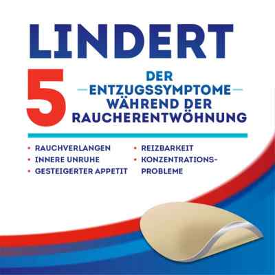 Nicotinell 7mg/24-Stunden-Nikotinpflaster, Leicht (3)  bei versandapo.de bestellen