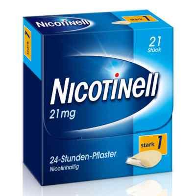 Nicotinell 21mg/24-Stunden-Nikotinpflaster, Stark (1)  bei versandapo.de bestellen