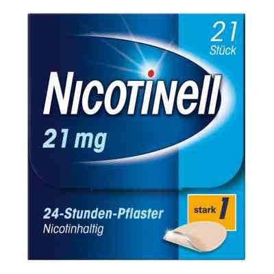 Nicotinell 21 mg (ehemals 52,5 mg) 24-Stunden-Pflaster  bei versandapo.de bestellen