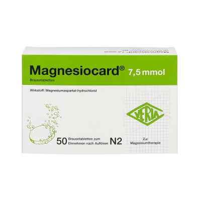 Magnesiocard 7,5 mmol Brausetabletten  bei versandapo.de bestellen