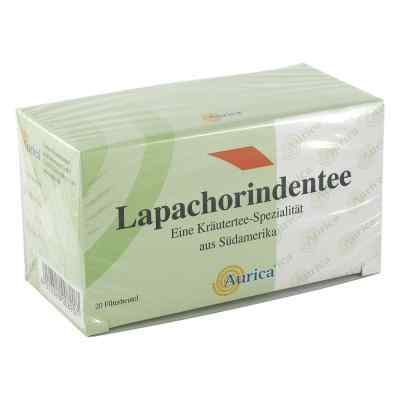 Lapachorindentee Filterbeutel  bei versandapo.de bestellen