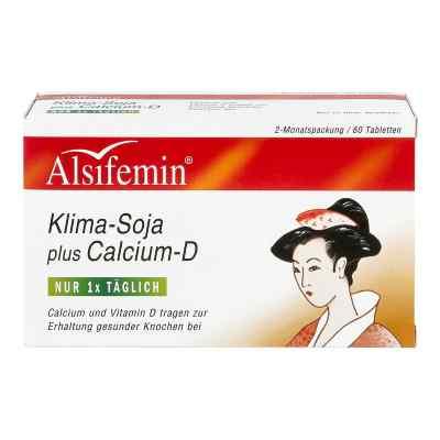 Alsifemin Klima Soja+calcium+d3 Tabletten  bei versandapo.de bestellen