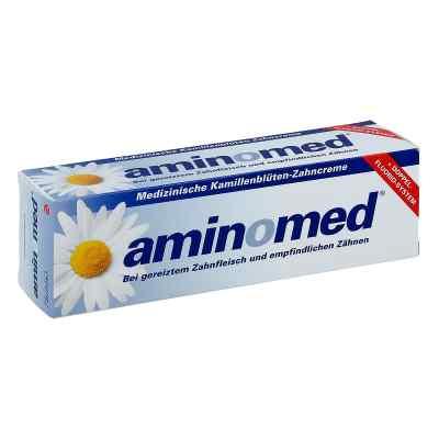 Amin O Med Fluorid Kamille Zahnpasta  bei versandapo.de bestellen