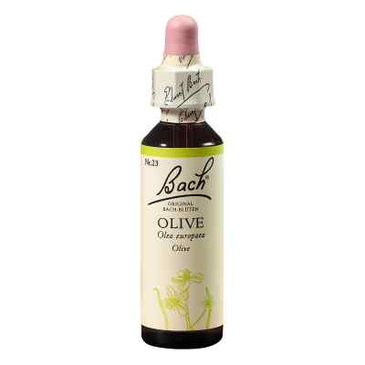 Bachblüten Olive Tropfen  bei versandapo.de bestellen