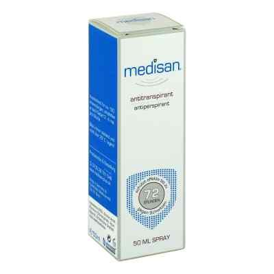 Medisan Plus Antitranspirant Deo Spray  bei versandapo.de bestellen