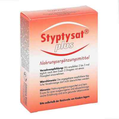 Styptysat plus Dragees  bei versandapo.de bestellen