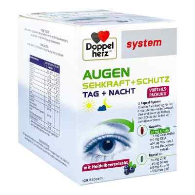 Doppelherz Augen Sehkraft+schutz system Kapseln  bei versandapo.de bestellen