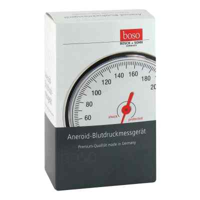 Boso profitest Blutdruckmessgerät schwarz  bei versandapo.de bestellen