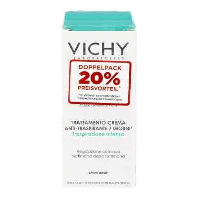 Vichy Deo Creme regulierend Doppelpack  bei versandapo.de bestellen