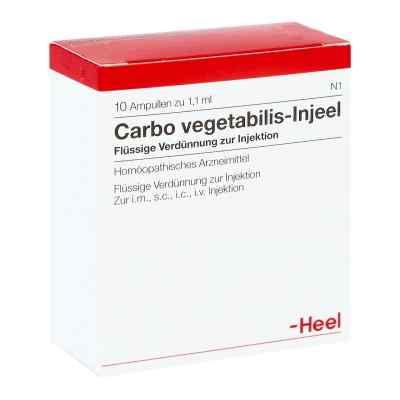 Carbo Vegetabilis Injeel Ampullen  bei versandapo.de bestellen