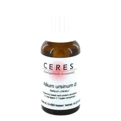 Ceres Allium ursinum Urtinktur  bei versandapo.de bestellen