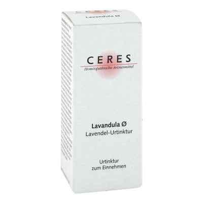Ceres Lavandula Urtinktur  bei versandapo.de bestellen
