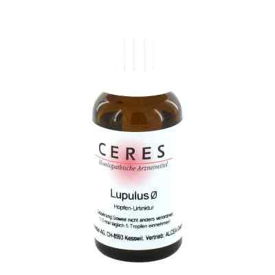 Ceres Lupulus Urtinktur  bei versandapo.de bestellen