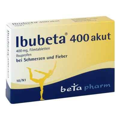Ibubeta 400 akut  bei versandapo.de bestellen