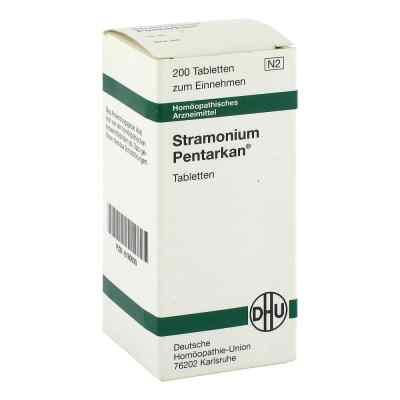 Stramonium Pentarkan Tabletten  bei versandapo.de bestellen
