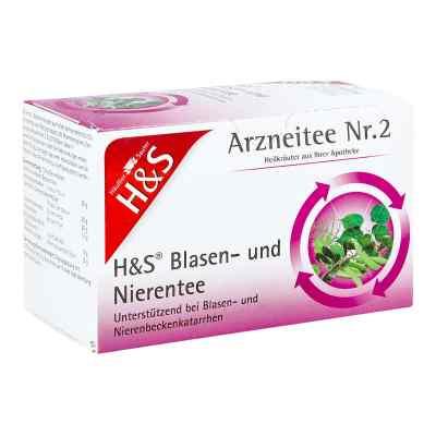 H&S Blasen-und Nierentee  bei versandapo.de bestellen
