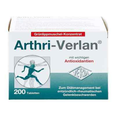 Arthri Verlan Tabletten  bei versandapo.de bestellen