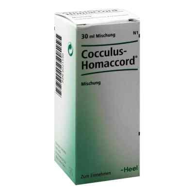 Cocculus Homaccord Tropfen  bei versandapo.de bestellen