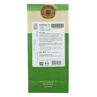 Hanfblätter Tee Bio Cannabis folium Salus  bei versandapo.de bestellen