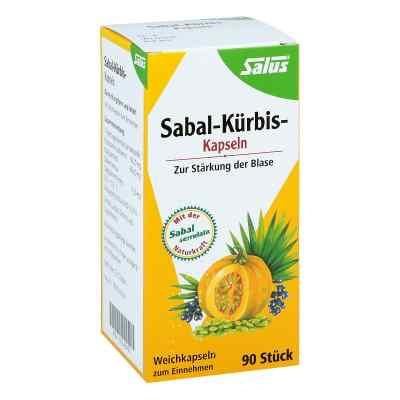 Sabal-Kürbis-Kapseln Salus  bei versandapo.de bestellen