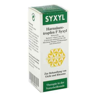 Harnsäuretropfen F Syxyl Lösung  bei versandapo.de bestellen