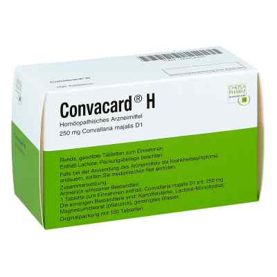 Convacard H Tabletten  bei versandapo.de bestellen