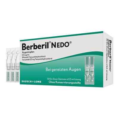 Berberil N EDO Augentropfen  bei versandapo.de bestellen