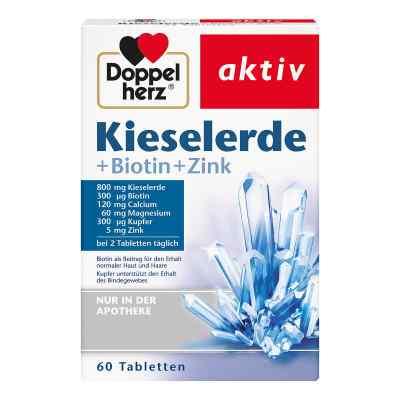 Doppelherz Kieselerde + Biotin Tabletten  bei versandapo.de bestellen
