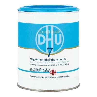 Biochemie Dhu 7 Magnesium phosphoricum D  6 Tabletten  bei versandapo.de bestellen