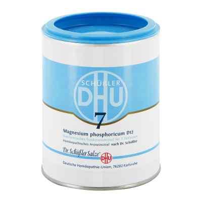 Biochemie Dhu 7 Magnesium phosphoricum D12 Tabletten  bei versandapo.de bestellen
