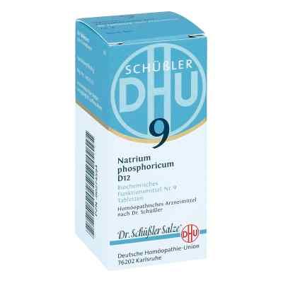 Biochemie Dhu 9 Natrium phosph. D 12 Tabletten  bei versandapo.de bestellen
