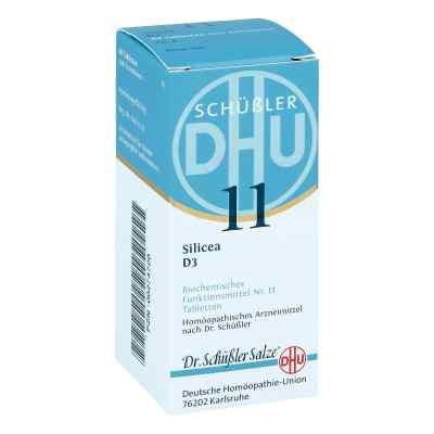 Biochemie Dhu 11 Silicea D3 Tabletten  bei versandapo.de bestellen