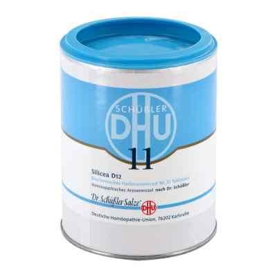 Biochemie Dhu 11 Silicea D 12 Tabletten  bei versandapo.de bestellen