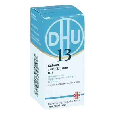 Biochemie Dhu 13 Kalium arsenicosum D 12 Tabletten  bei versandapo.de bestellen