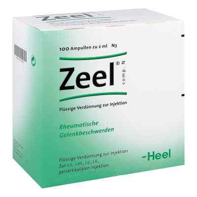Zeel compositus N Ampullen  bei versandapo.de bestellen