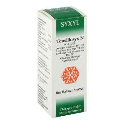 Tonsillosyx N Syxyl Lösung  bei versandapo.de bestellen
